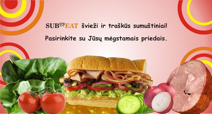švieži sumuštiniai